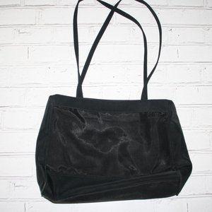 Cute Black Tote bag Medium